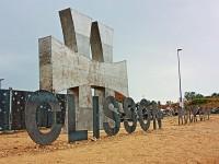 Hellfest 2014 - Construction métallique réalisée par la SARL BRAULT